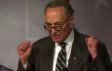 """We finally struck back"" against Sandy, N.Y. senator says"