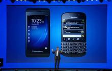 BlackBerry 10 phones unveiled