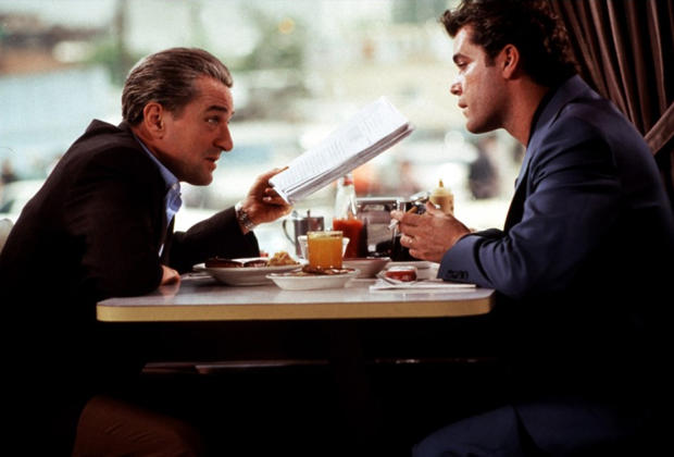 The films of Robert De Niro