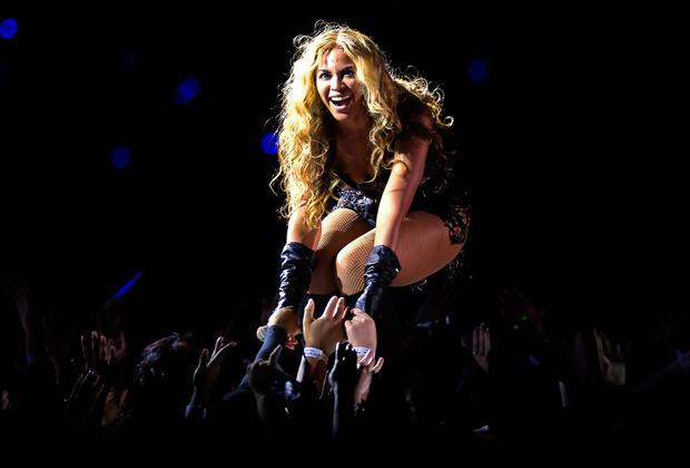 Super Bowl 2013 halftime show: Beyonce