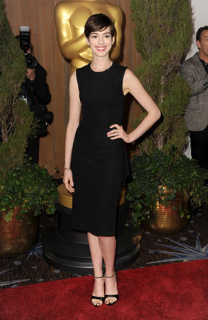 Oscar nominees luncheon 2013