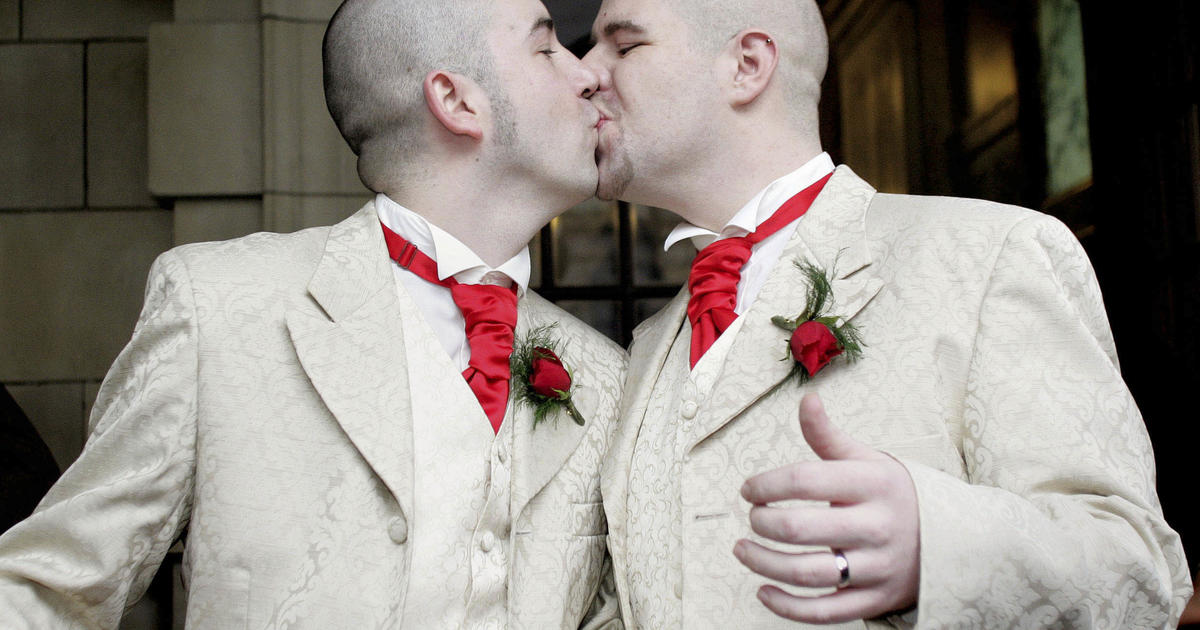Republican Senator Announces Support For Gay Marriage