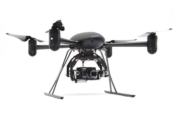Surveillance drones - Photo 1 - Pictures - CBS News