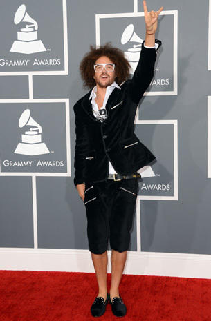 Grammy Awards 2013: Red carpet