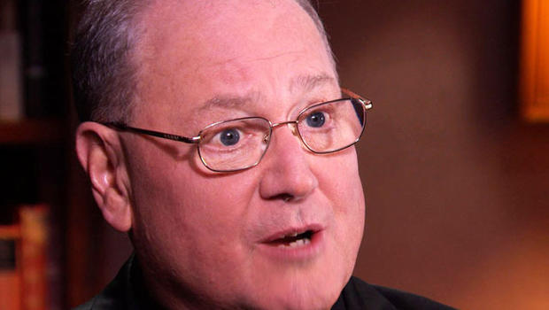 Cardinal Timothy Dolan told CBS News he expects College of Cardinals to be summoned to Rome to oversee church after pope resigns.