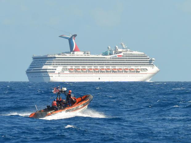 carnival, cruise, triumph, adrift, gulf of mexico