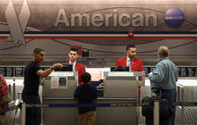 Will merging AA, US Airways send ticket prices soaring?