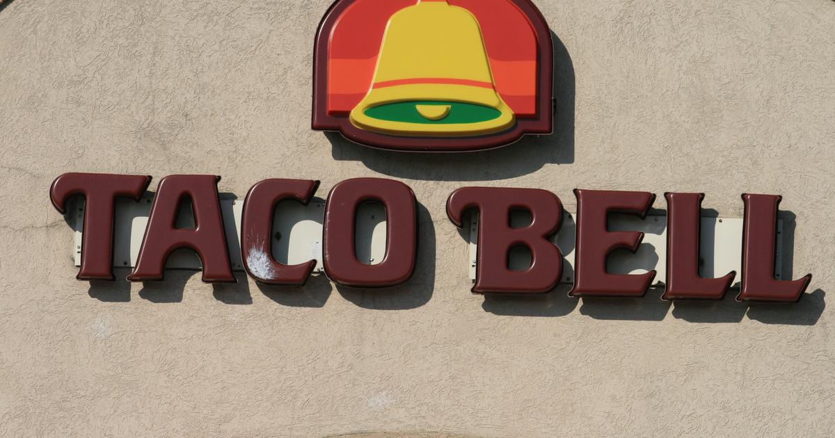 Happy Hour May Be Coming To Taco Bell Cbs News