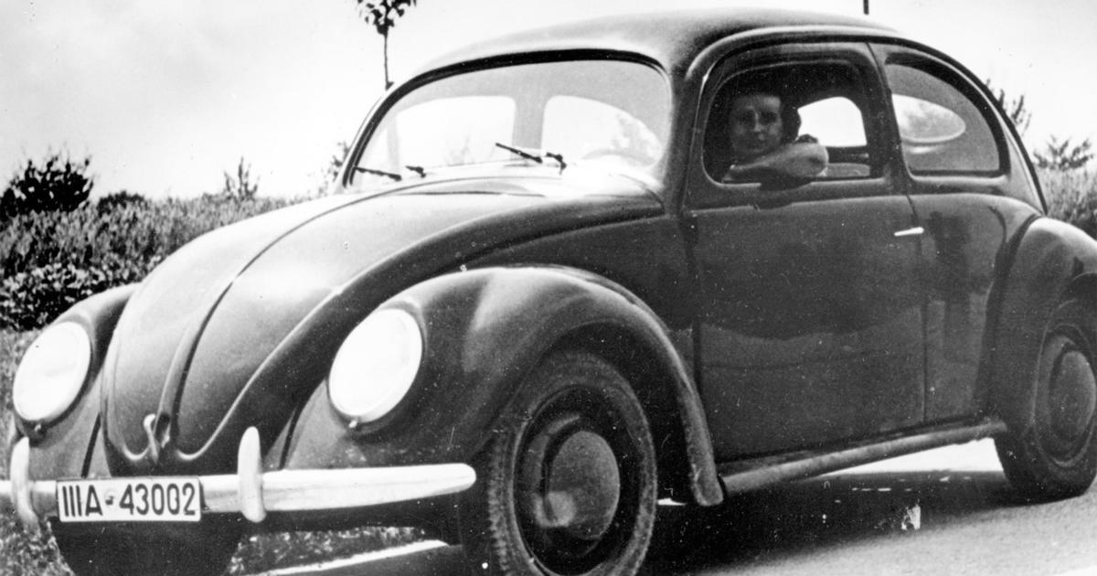 VW Beetle goes extinct as last one rolls off assembly line