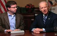 """Biden: """"No one's taking my shotgun"""""""
