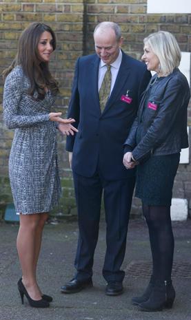 Duchess Kate's maternity style