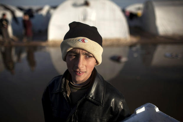 Portraits of Syria's displaced