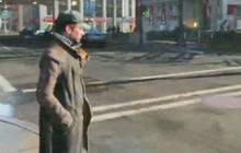 """PlayStation 4 """"Watch Dogs"""" live demo"""