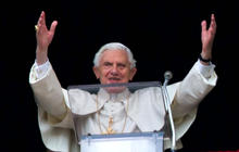 Pope Benedict XVI's role in retirement