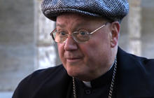 "Dolan: We're on ""right track"" in sex abuse scandal"