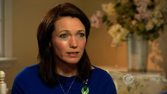 Mother of Newtown victim on finding hope after tragedy
