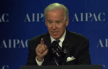 """Biden: Obama """"not bluffing"""" on military force against Iran"""