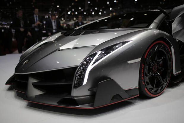 What's new at the Geneva Motor Show