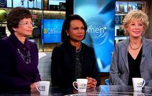 Eye-Opening Women: Valerie Jarrett, Condoleezza Rice, Lesley Stahl