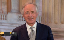 """Sen. Corker on dinner with Obama: """"Sincere and open"""""""