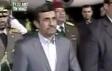 Ahmadinejad, Raul Castro arrive for Chavez funeral