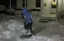 Northeast faces winter storm woes