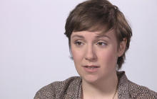 "Lena Dunham talks ""Girls"""