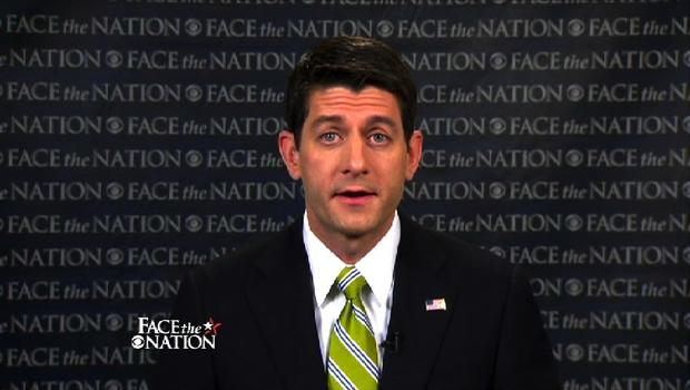 """Ryan: Hopeful can get """"down payment"""" on debt with budget"""