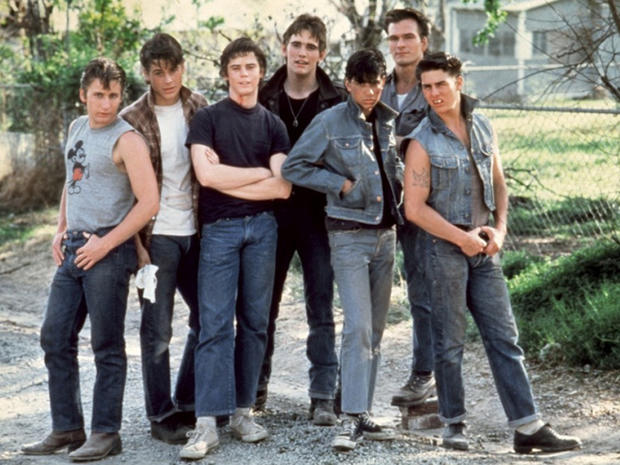 The Outsiders'- Is 50 Years Old, And It Has A New Cover To ...