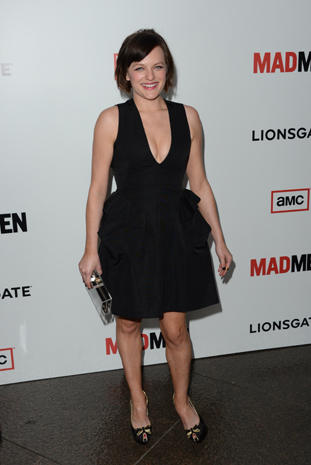 """Mad Men"" season 6 premiere"