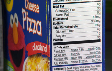 Study: Majority of pre-packaged toddler food has too much salt