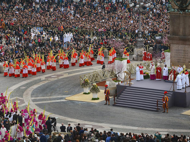 Pope Francis, vatican, palm sunday
