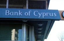 Europe's Central Bank bails out Cyprus