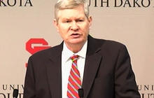"""Sen. Tim Johnson: """"It is time for me to say goodbye"""""""