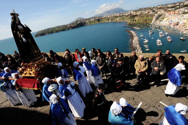 Good Friday rituals around the globe