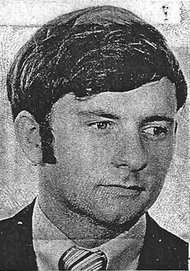 Dr. Scott Harrington is seen in this 1977 license picture provided by the Oklahoma Board of Dentistry.