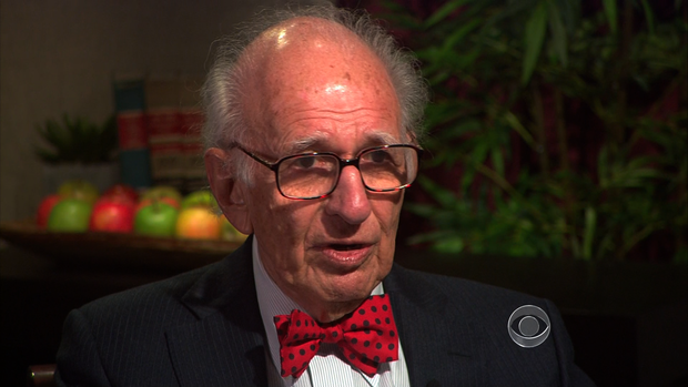 Dr. Eric Kandel won the Nobel Prize in 2000 for his research on the brain.