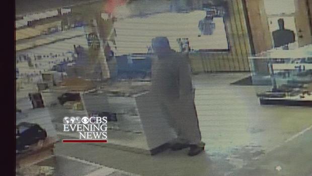 Texas DA seen on surveillance video buying guns hours before death