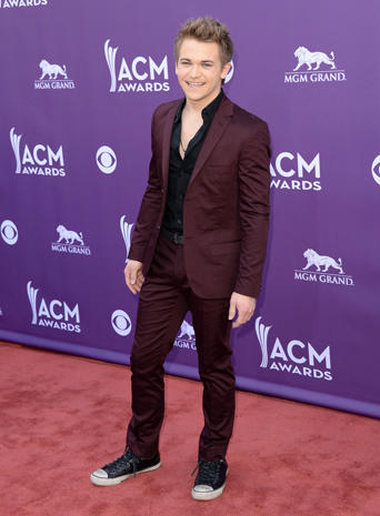 ACM Awards 2013 red carpet