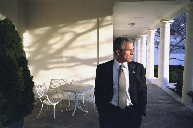Photographing the G.W. Bush presidency