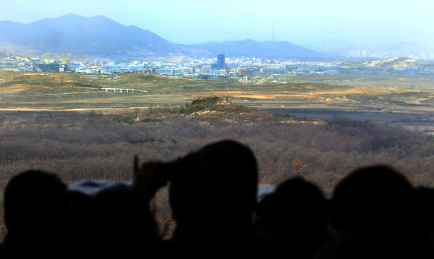 Tensions escalate on Korean peninsula