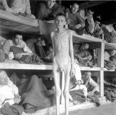 The liberation of Buchenwald