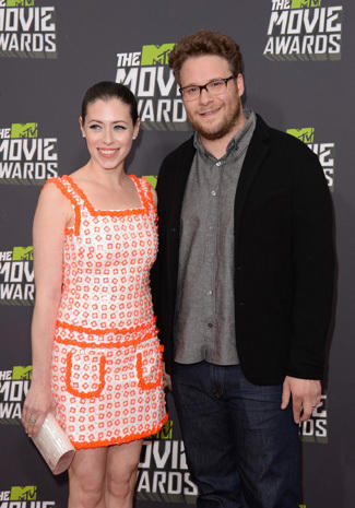 MTV Movie Awards 2013 red carpet