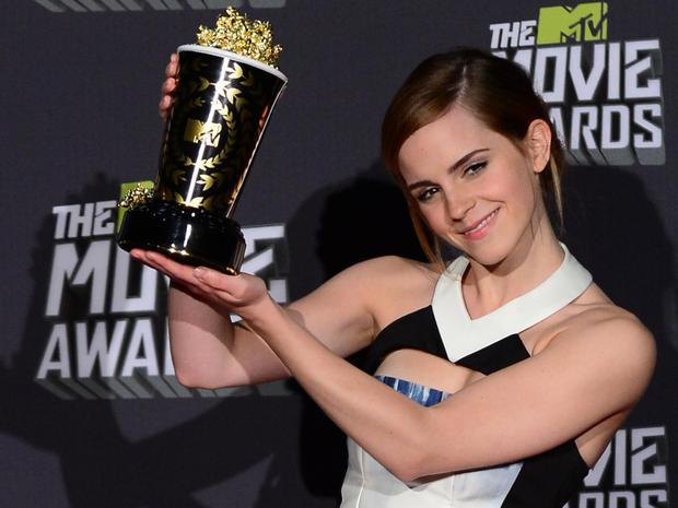 MTV Movie Awards 2013 press room