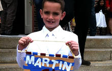 Father of boy killed by Boston bombings speaks out