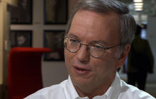 Google's Eric Schmidt: Why N. Korea fears the Internet