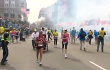 Pressure cooker bombs used at Boston Marathon, FBI says