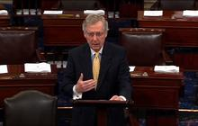 """McConnell: Stop Obamacare """"train wreck"""""""