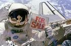 U.S. Astronaut Dale A. Gardner