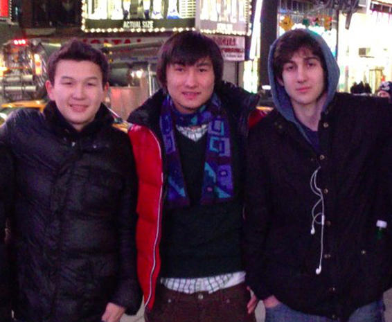 Dzhokhar Tsarnaev's friends arrested